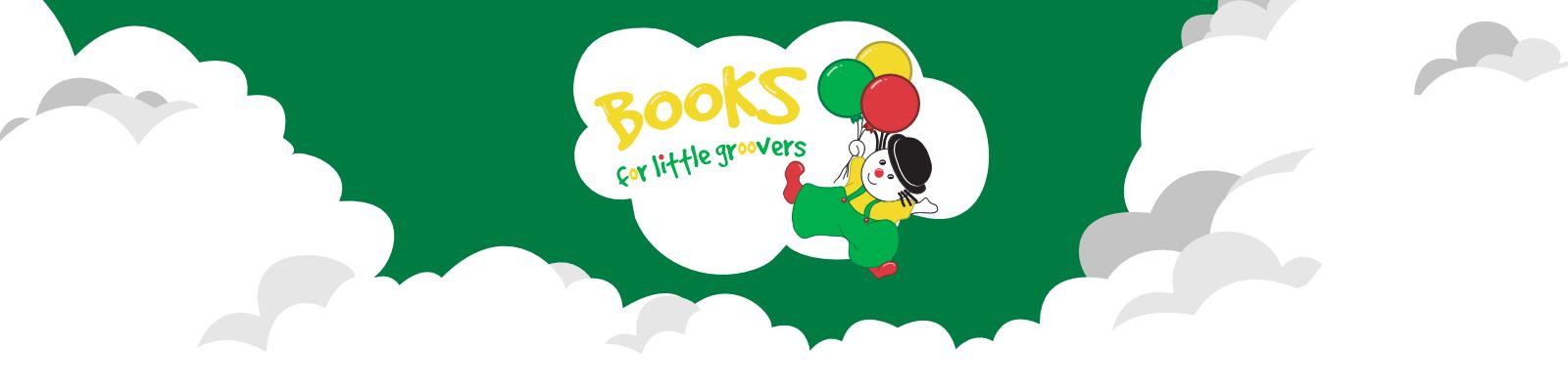 Gannadoo books for little groovers